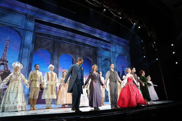 Photo Flash: Inside Opening Night of ANASTASIA at the Pantages