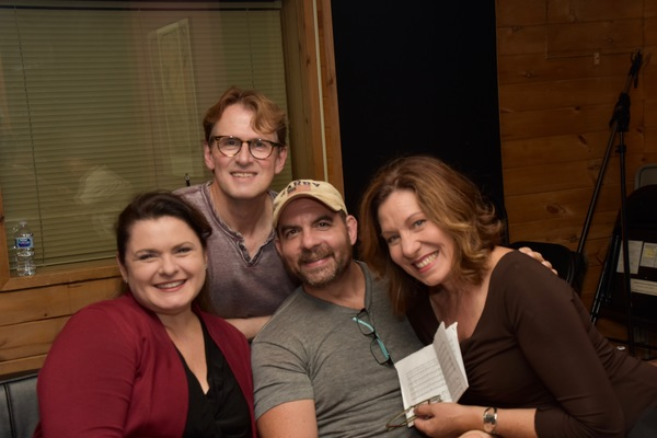 BWW Exclusive: THE PHANTOM OF THE OPERA Sings Noel for Carols For A Cure