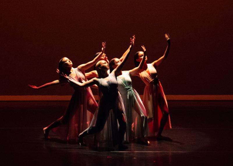 BWW Review:  Los Angeles Youth Ballet Presents A DOUBLE BILL:  MIXED MOTIONS & PETER & THE WOLF at El Portal Theatre