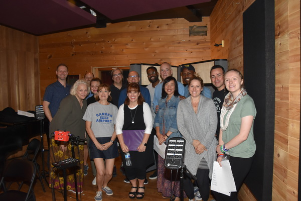 BWW Exclusive: COME FROM AWAY Cast Gets Help from Their Kids to Record Carols For A Cure