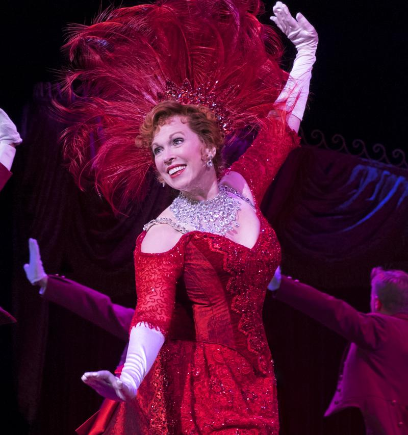 First Look: Carolee Carmello in HELLO, DOLLY! on Tour
