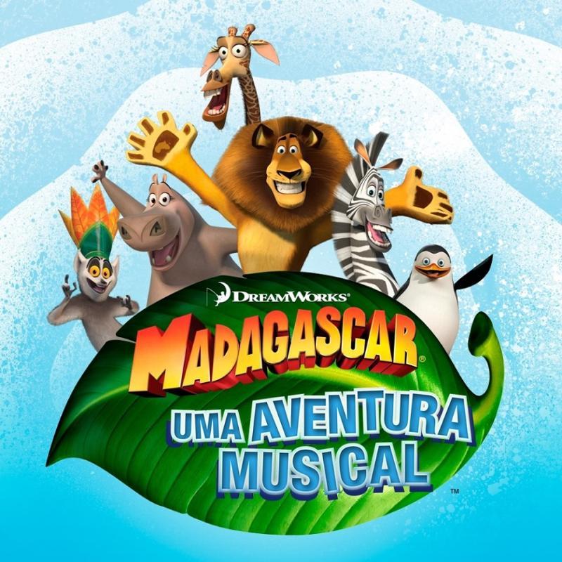 BWW Previews: Sao Paulo Will Move It Move It With MADAGASCAR, UMA AVENTURA MUSICAL