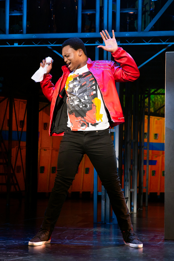 Photo Flash: Get A First Look At FOOTLOOSE At The Kennedy Center