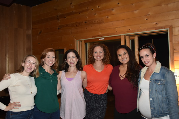 BWW Exclusive: The Broadway Baby Mamas Sing Carols For A Cure!