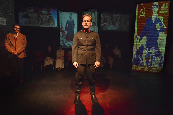 Photo Flash: Padua Playwrights Presents the NYC Premiere MAYAKOVSKY AND STALIN