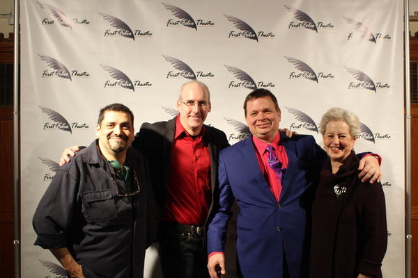 Photo Flash: First Folio Theatre Opens Production of SHERLOCK'S LAST CASE
