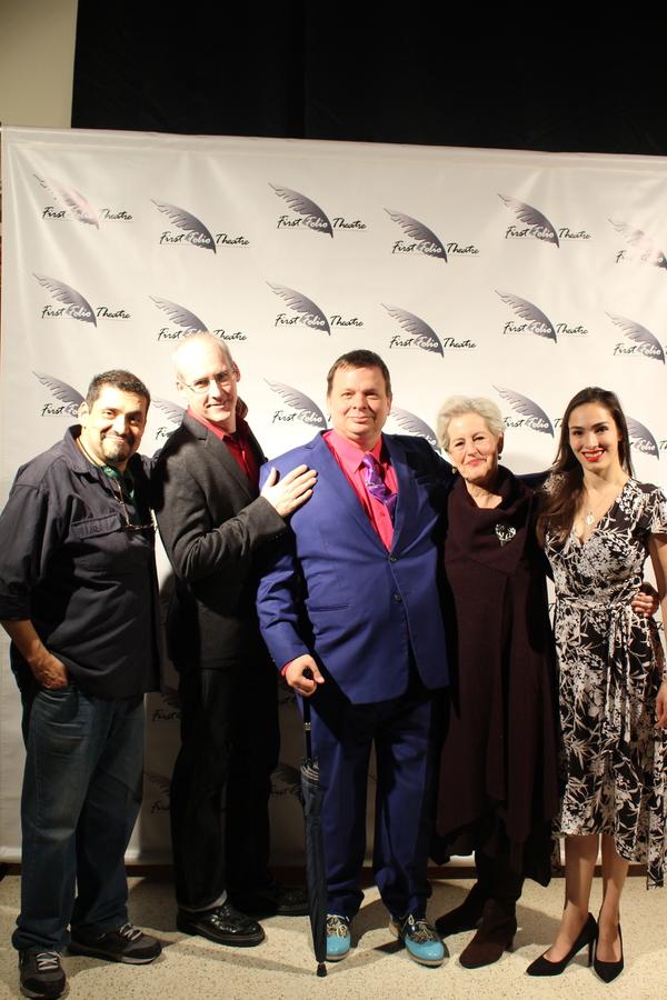René Ruelas, Kevin McKillip, Joe Foust, Belinda Bremner, Lydia Hille