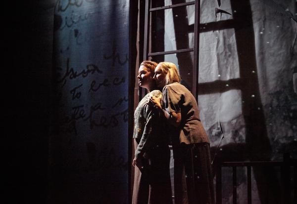 Faith Fossett and Kim Tobin-Lehl  Photo