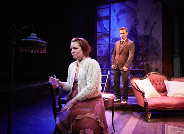Photo Flash: 4th Wall Theatre Company Presents THE GLASS MENAGERIE