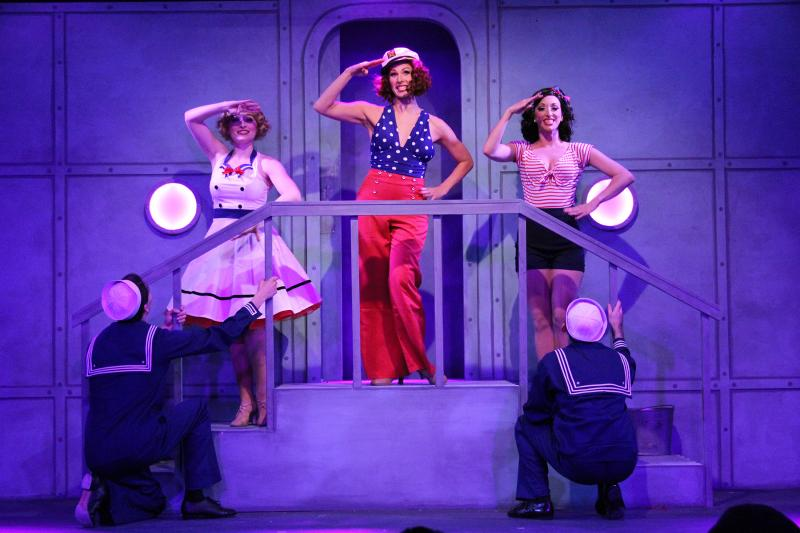 BWW Review: DAMES AT SEA at The Off Broadway Palm