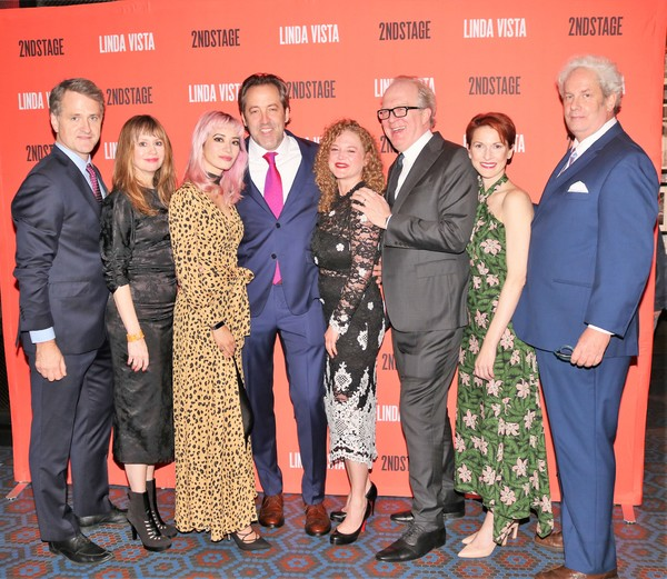 Jim True-Frost, Sally Murphy, Chantal Thuy, Ian Barford, Caroline Neff, Tracy Letts, Cora Vander Broek and Troy West