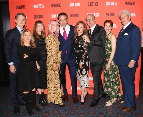 Jim True-Frost, Carole Rothman, Sally Murphy, Chantal Thuy, Ian Barford, Caroline Neff, Tracy Letts, Cora Vander Broek and Troy West