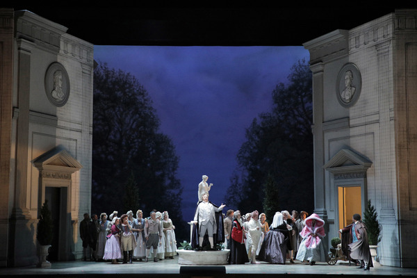 Photo Flash: First Look at San Francisco Opera's THE MARRIAGE OF FIGARO
