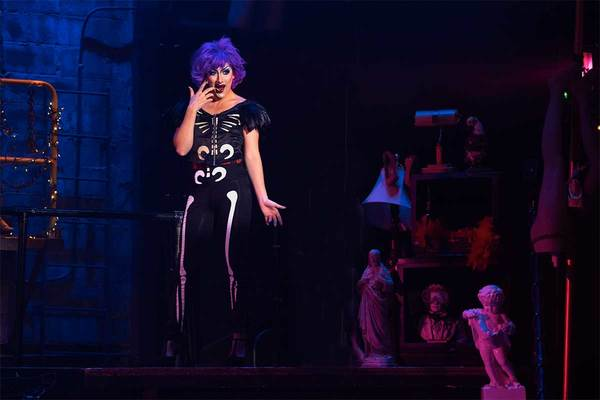 Photo Flash: First Look at THE ROCKY HORROR SHOW at Bucks County Playhouse