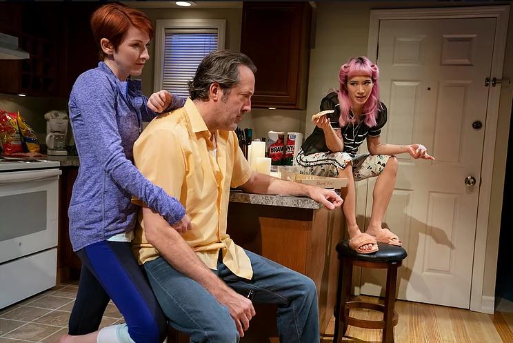 BWW Review: Abrasive, Insensitive Men Need Lovin', Too in Tracy Letts' LINDA VISTA