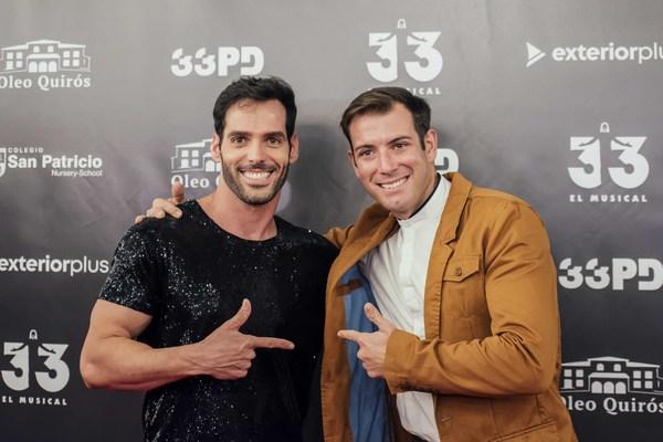 PHOTO FLASH: 33 EL MUSICAL estrena su segunda temporada