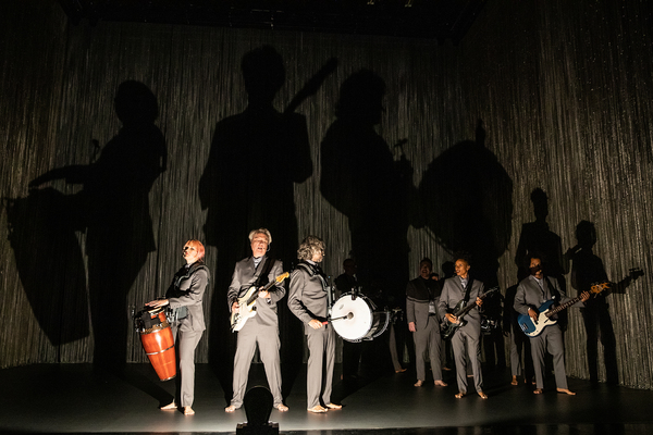 Photo Flash: First Look at David Byrne's AMERICAN UTOPIA on Broadway