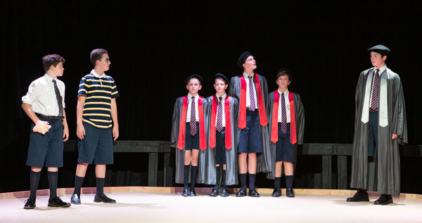 Photo Flash: First Look At The Sauk's LORD OF THE FLIES