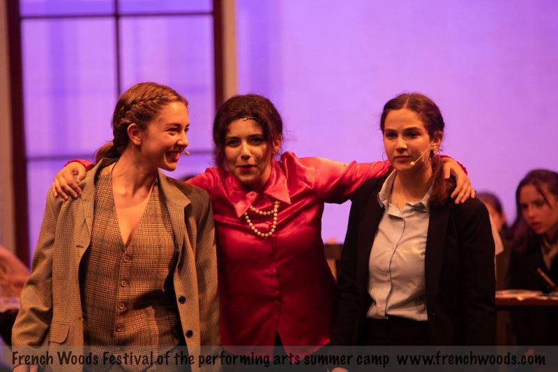 BWW Exclusive: Theater Critic Matt Windman Returns to French Woods for All-Female 1776