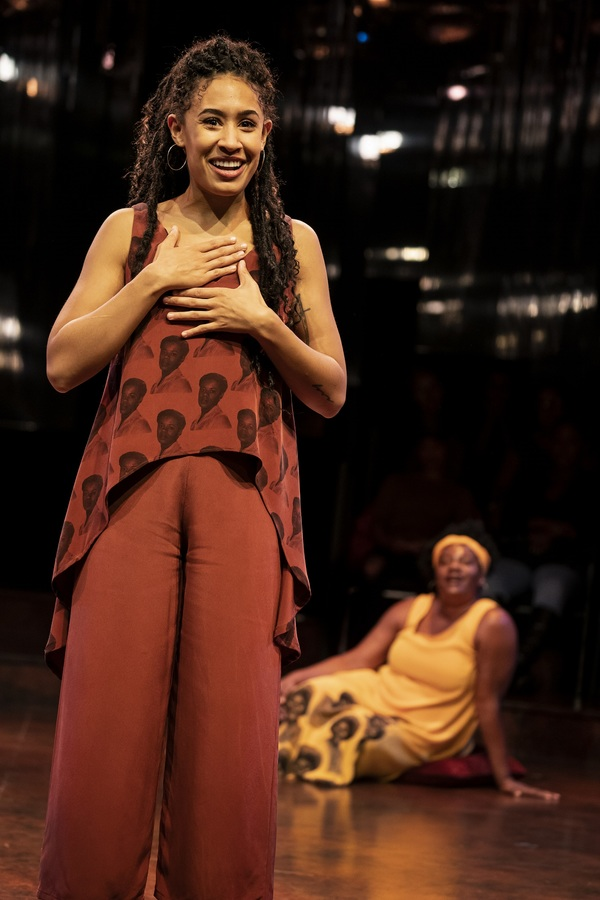 Photos: First Look at FOR COLORED GIRLS... at The Public Theater