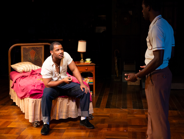 Photo Flash: Long Wharf Theatre Presents ON THE GROUNDS OF BELONGING