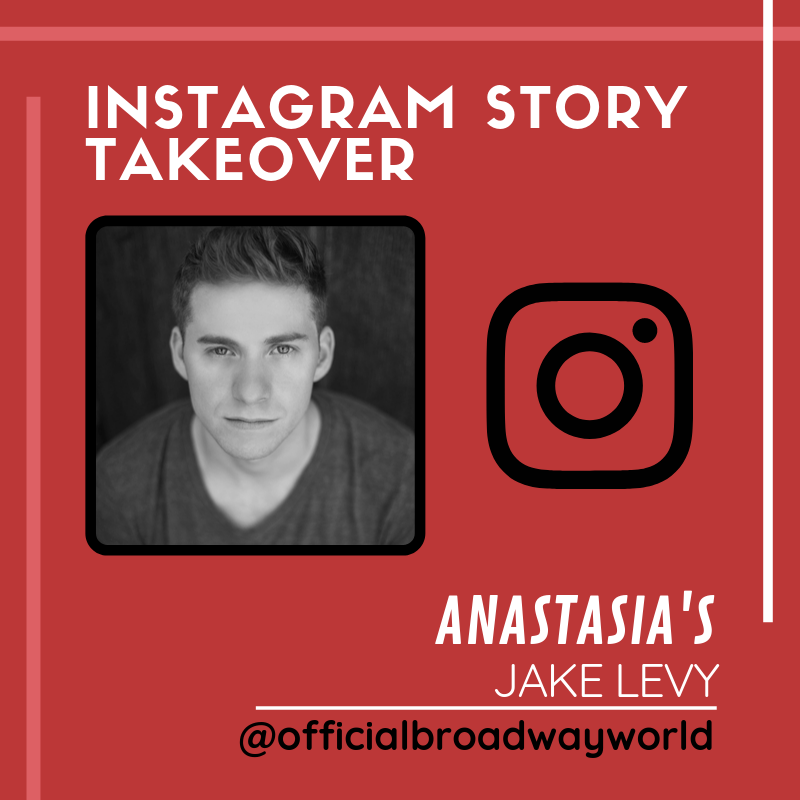 ANASTASIA's Jake Levy Takes Over Instagram Saturday!