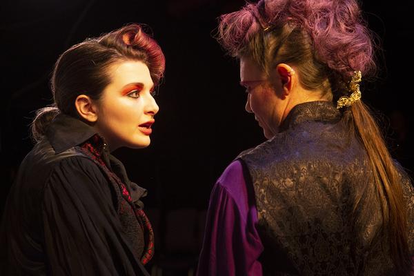 Alyssa Van Gorder & Dominque Rose Photo