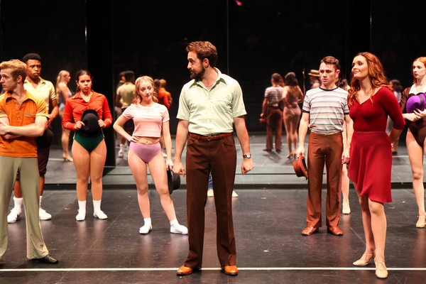 Photo Flash: A CHORUS LINE Opens The 2019/20 Syracuse University Department of Drama Season