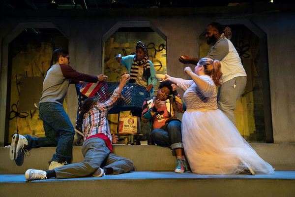 Photos: Fells Point Corner Theatre Presents IN THE BLOOD