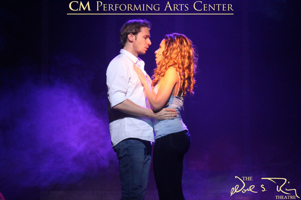 Photo Flash: First Look At CM Performing Arts Center's GHOST THE MUSICAL
