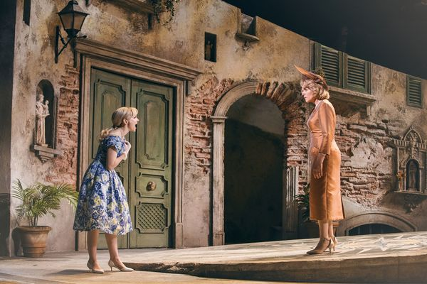Photo Flash: First Look at Renee Fleming, Dove Cameron, Brian Stokes Mitchell, and More in THE LIGHT IN THE PIAZZA