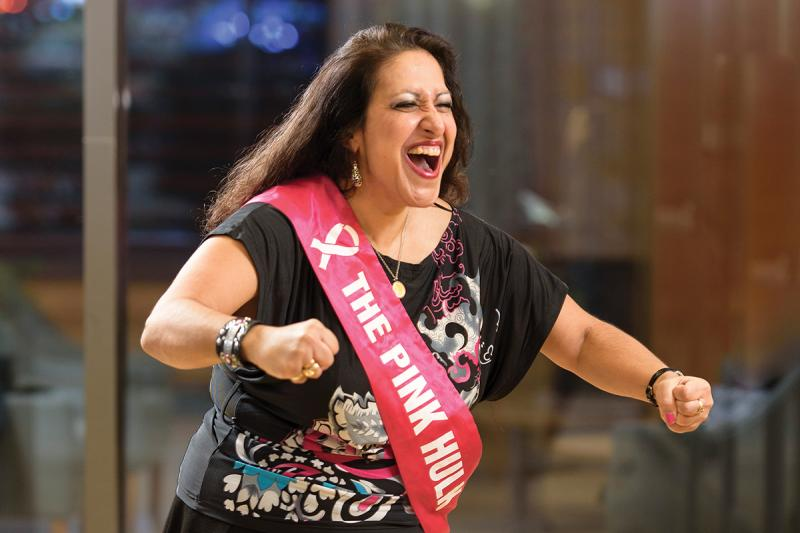 BWW Review: Living Life to the Fullest with Valerie David's THE PINK HULK