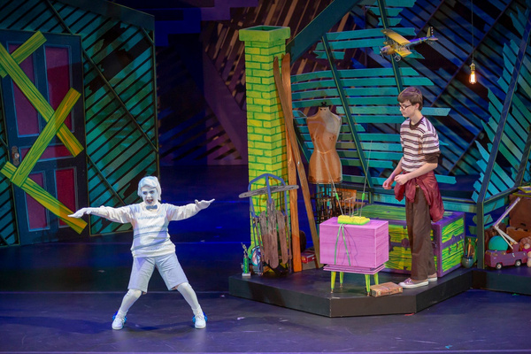 Photo Flash: First Look at TCT's CASPER THE FRIENDLY MUSICAL