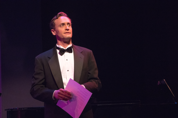 Photos: First Look at The York Theatre Company's Musicals in Mufti Presentation of THE DECLINE AND FALL OF THE ENTIRE WORLD AS SEEN THROUGH THE EYES OF COLE PORTER
