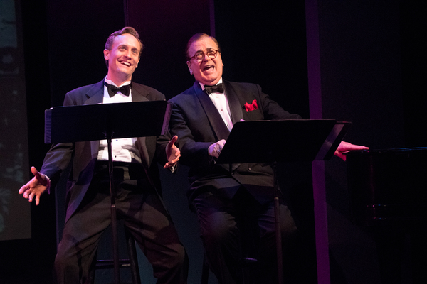 Photo Flash: First Look at The York Theatre Company's Musicals in Mufti Presentation of THE DECLINE AND FALL OF THE ENTIRE WORLD AS SEEN THROUGH THE EYES OF COLE PORTER