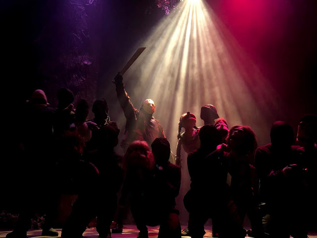 BWW Review: FRIDAY THE 13TH: THE PARODY MUSICAL Slays at All Puppet Players (WARNING: Explicit Language)