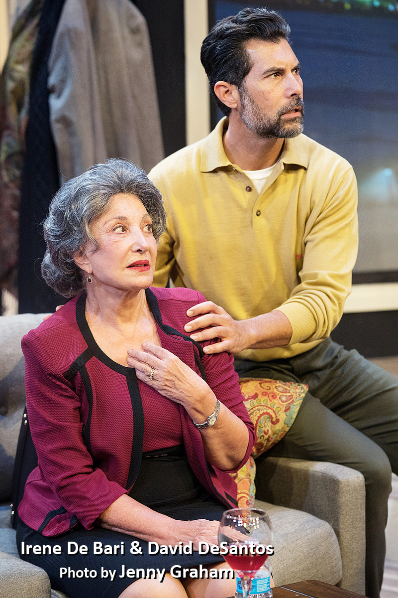 BWW Review: THE ABUELAS Offer Conflicts & Strong Performances