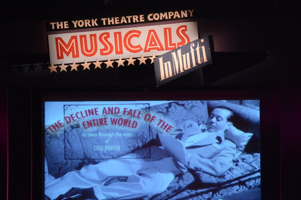 The Decline and Fall Of the Entire World As Seen Through The Eyes of Cole Porter
