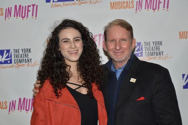 Emily Misch and Evans Haile