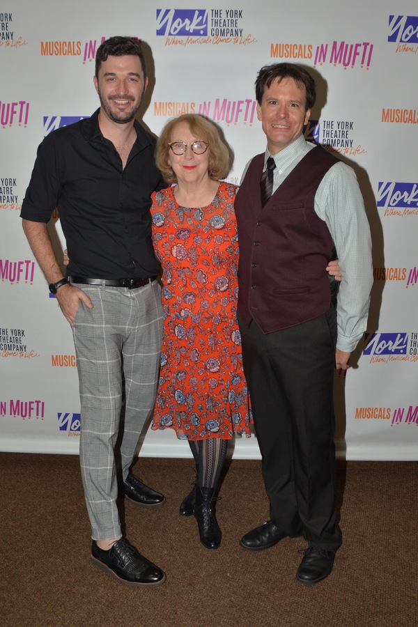 Trent Kidd, Pamela Hunt and Eric Svejcar Photo