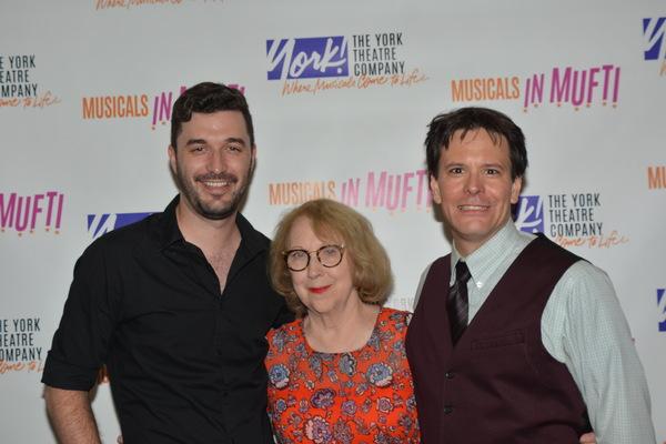 Trent Kidd, Pamela Hung and Eric Svejcar Photo