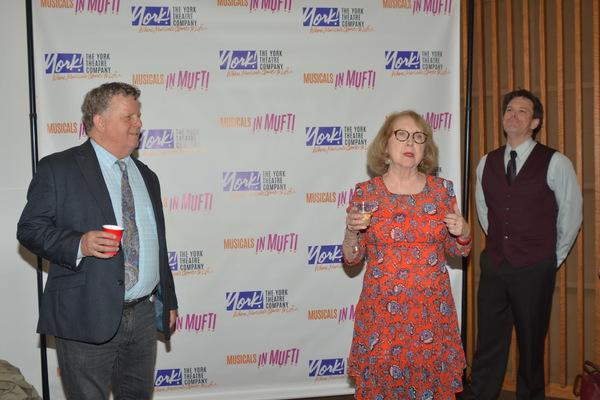 James Morgan, Pamela Hunt and Eric Svejcar