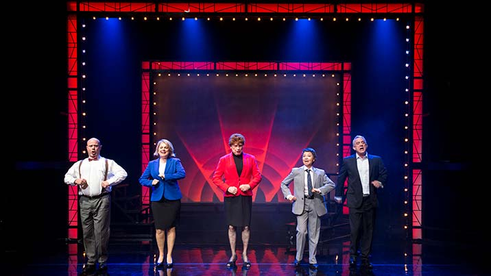 BWW REVIEW: Reaching New Heights, THE WHARF REVUE 2019: UNR-DACT-D Is A Well Crafted And Expertly Executed Evening Of Political Satire