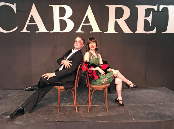 Photo Flash: First Look at Chanticleers Theatre's CABARET