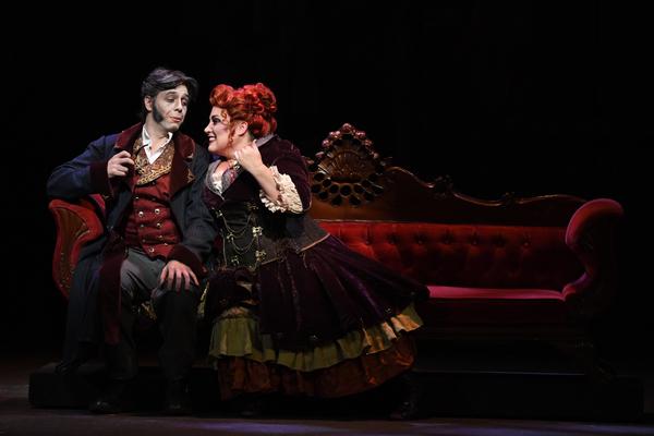 Photo Flash: First Look at Arizona Broadway Theatre's SWEENEY TODD