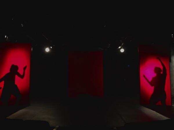 Photo Flash: First Look at GAMES at Soho Playhouse