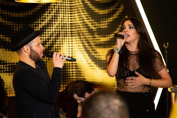Photo Flash: Viva Broadway Wraps Up EL CONJUNTO Concert Series