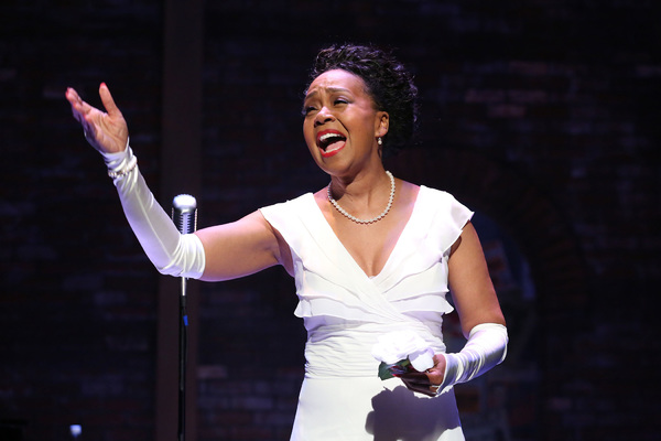 Photo Flash: LADY DAY AT EMERSON'S BAR & GRILL Brings Billie Holiday To Life At ICT