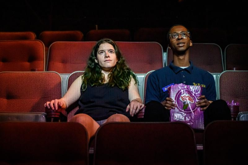 BWW Review: THE FLICK Explores The Anxieties And Issues Of Working-Class Young Adults