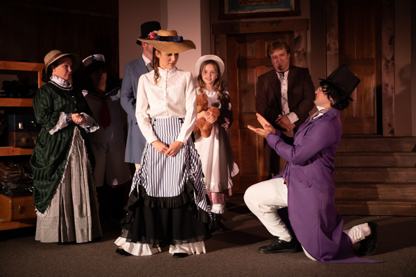 Photo Coverage: First look at The Lancaster Playhouse's The Canterville Ghost